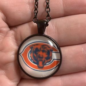 Jewelry - Chicago Bears football team necklace
